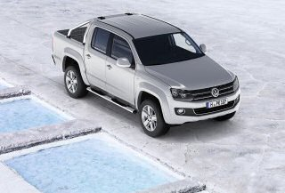 THE NEW VOLKSWAGEN AMAROK � FIRST OFFICIAL PHOTOS