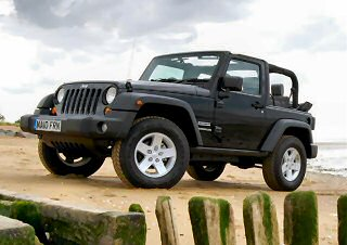 JEEP� WRANGLER SPECIAL ORDER PROGRAMME