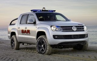 VOLKSWAGEN COMMERCIAL VEHICLES ANNOUNCES NAME OF NEW PICKUP, the Amarok