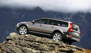 ALL NEW VOLVO XC70 4x4