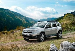 DUSTER, THE NEW CAR FROM DACIA THAT REWRITES THE 4x4 RULEBOOK