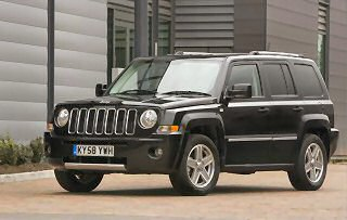 SPECIAL EDITION JEEP PATRIOT UNVEILED