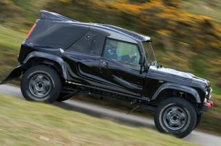 First street version of famous Wildcat offroader leaves the production line