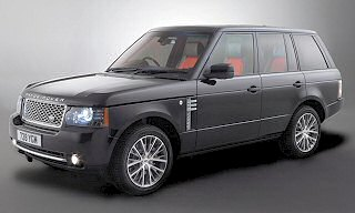2011 RANGE ROVER: THE MOST CAPABLE AND LUXURIOUS SUV IN THE WORLD