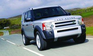 DISCOVERY 3 VOTED BEST USED 4x4