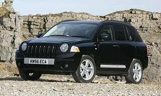 JEEP� LAUNCH NEW COMPACT �COMPASS� SUV