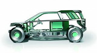 LAND ROVER'S e-TERRAIN TECHNOLOGY